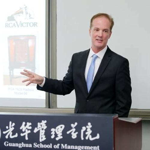 Jeffrey Towson (Professor at Peking University)