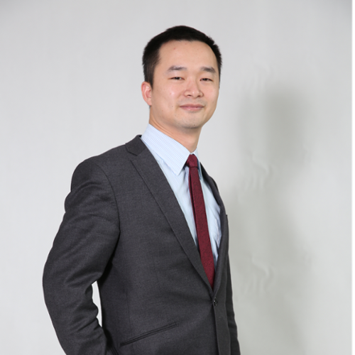 Fondred Fan (President Assistant at Alibaba Group)