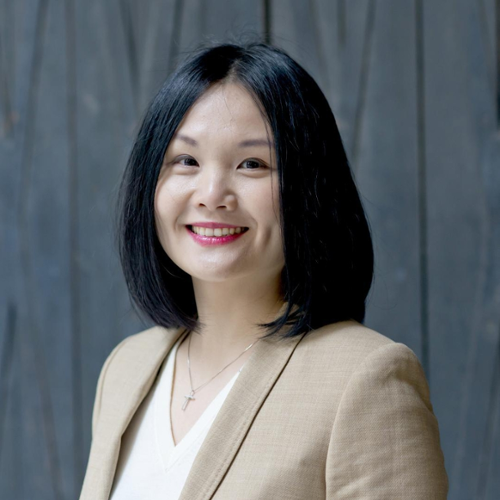Chantel Huang (Member of the Executive Board – Managing Director  of  Shanghai of Process Brand Evolution)